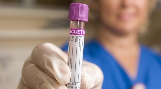 Viral DNA: Photo courtesy of Amanda Mills via the CDC