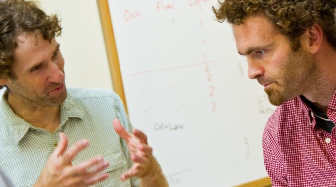University of Vermont scientists Peter Dodds and Chris Danforth led a new Big Data study confirming that humans use more happy words than sad words.