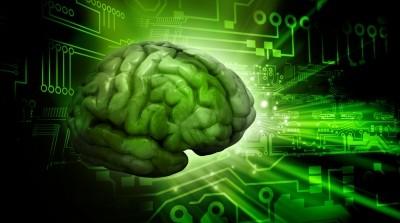 Brain-like computer: Artwork courtesy of CoolDesign via freedigitalphotos.net