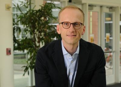 Startup founders and joiners: Henry Sauermann, associate professor in the Scheller College of Business at the Georgia Institute of Technology (Photo by Gary Meek)