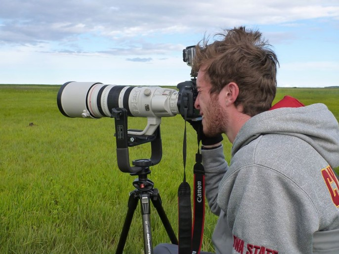 Alaska wildlife photography: behind the scenes