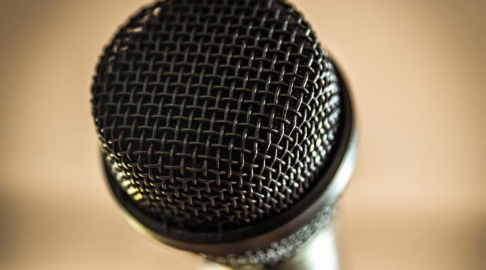 graphene microphone