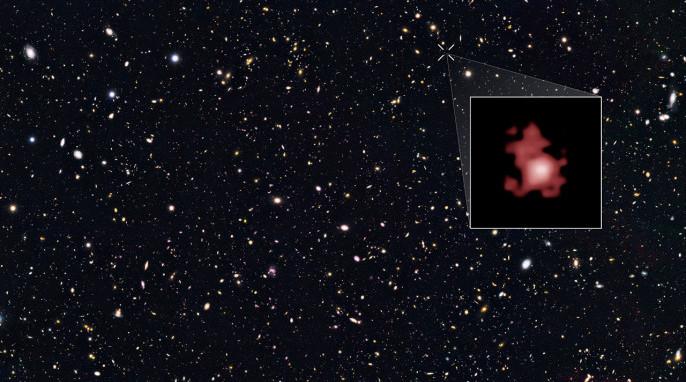 Hubble Space Telescope Got the GOODS!