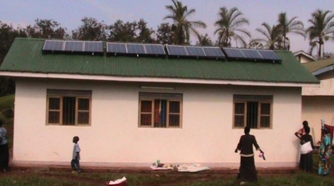 Solar-Powered Oxygen Saves Lives in Africa