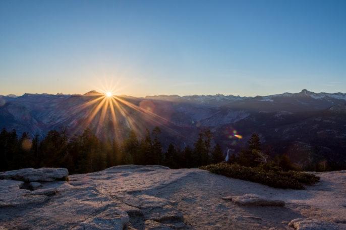 Sentinel Dome, Yosemite.