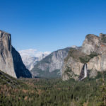 Yosemite Half Dome, Max Goldberg 2016