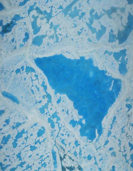 Watching Arctic Ice Melt
