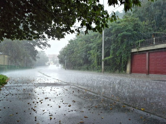 Frequent Rainstorms Predicted with Climate Change