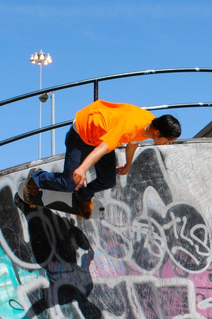 Science of Skateboarding: Half-Pipe Physics