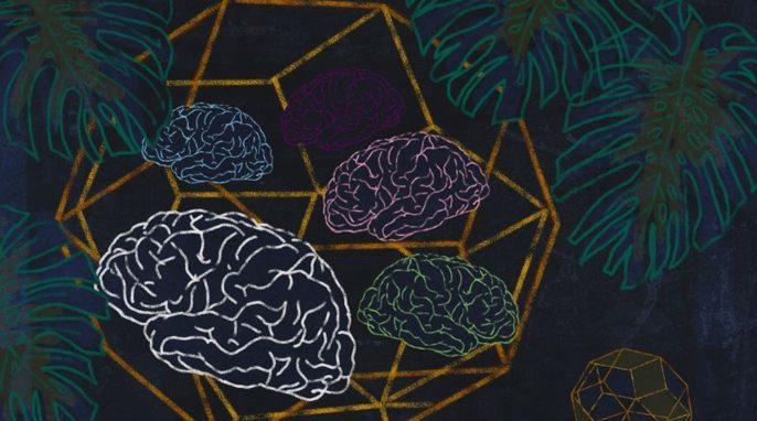 Geometry of Consciousness: Multi-dimensional Math Trip