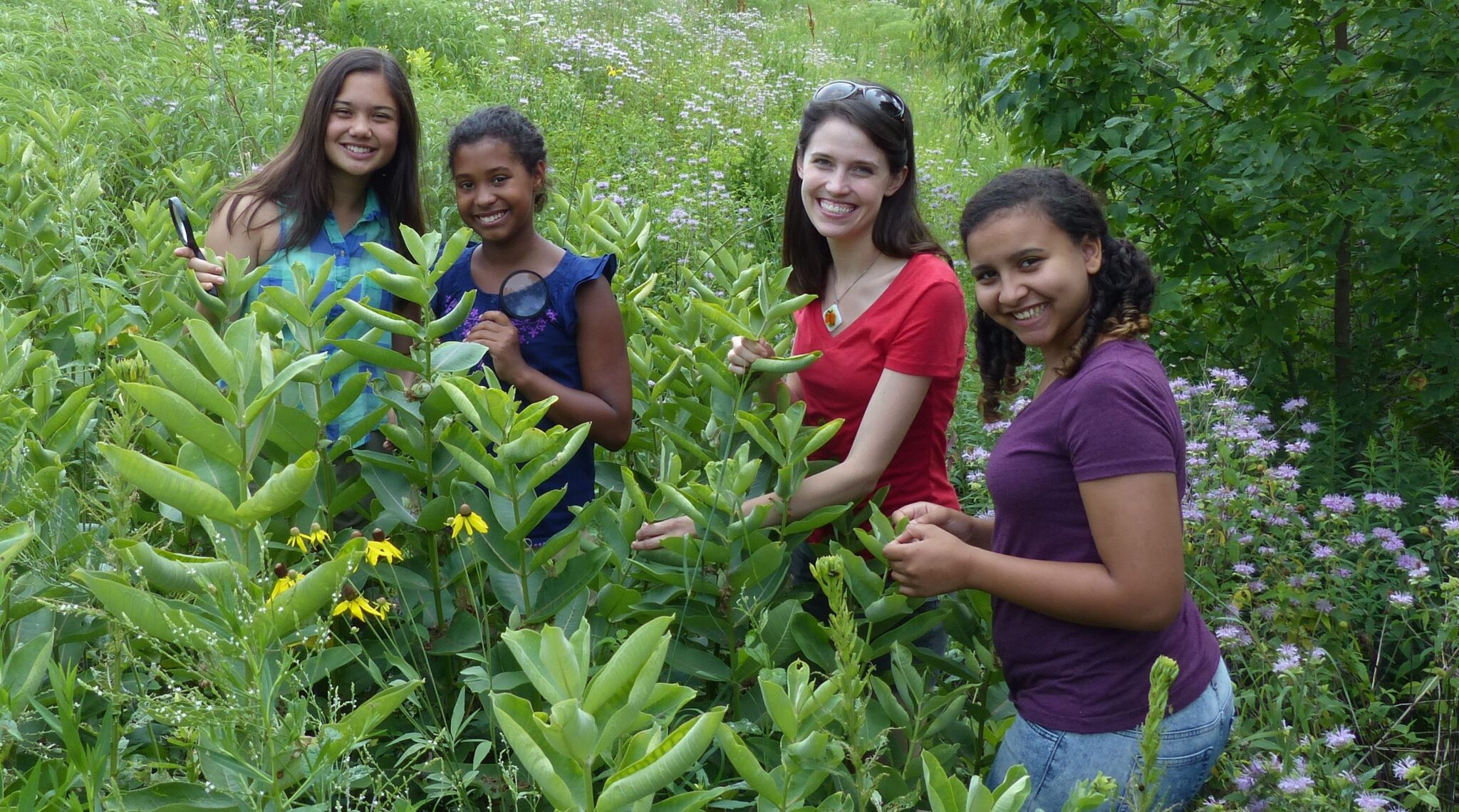citizen science lessons: SciGirls Offers Real STEM Role Models for Young Girls