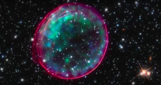 Shelf Life Video: Time Travel to Stars