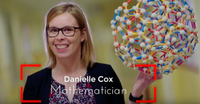 Math structures the world around us