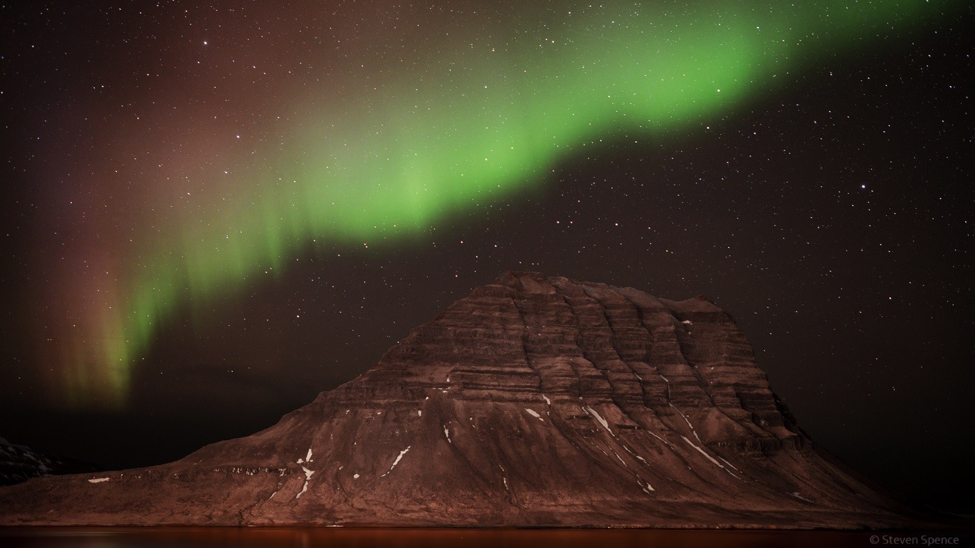 Photographing the Northern Lights in Iceland