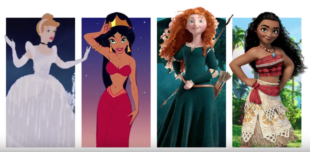 Neoteny: Why do Disney princesses look like babies?
