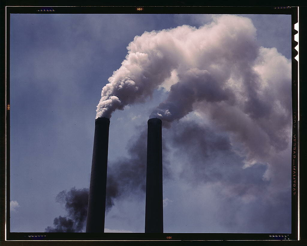 Leaky car tailpipes and billowing factory smoke are considered anthropogenic sources of air pollution.