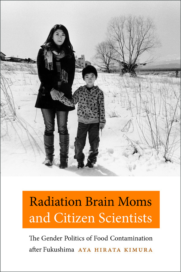Book Review: Citizen Science and Civic Engagement in Japan after a Nuclear Disaster