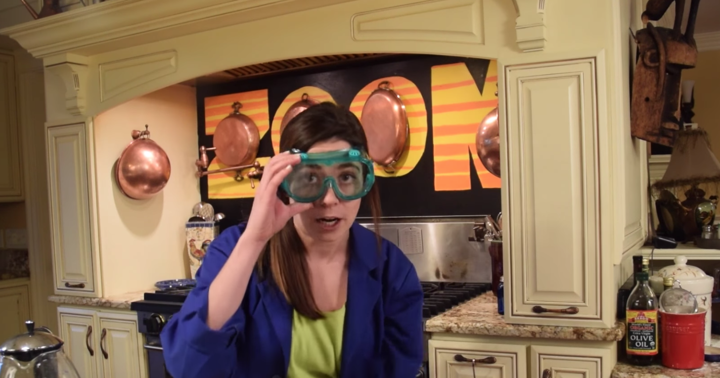 kitchen science with sophie: observations!