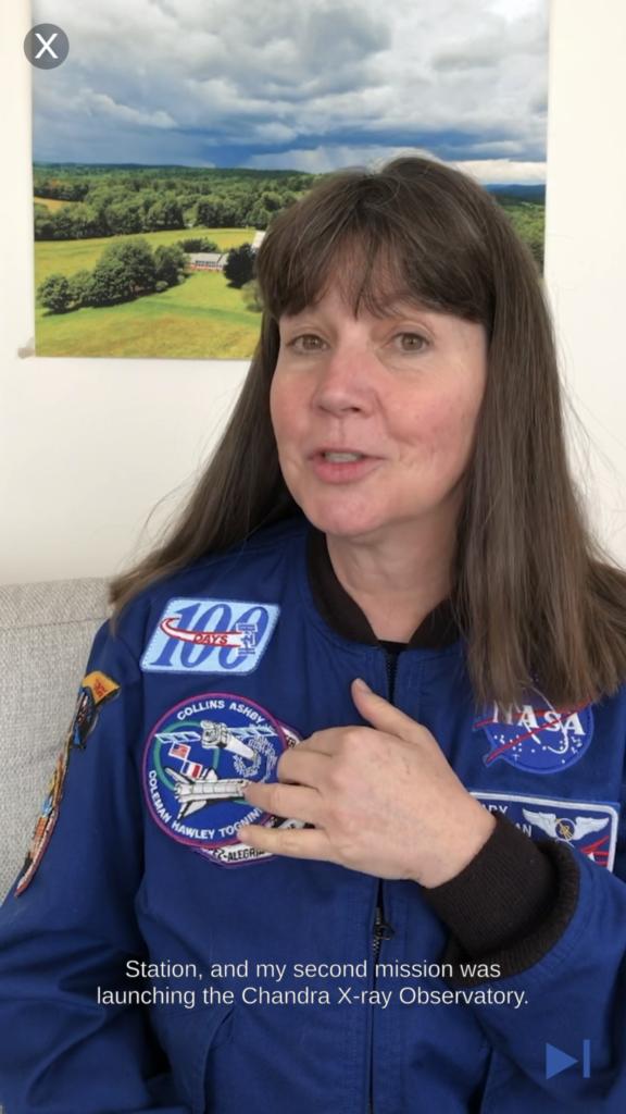 female space science heroes