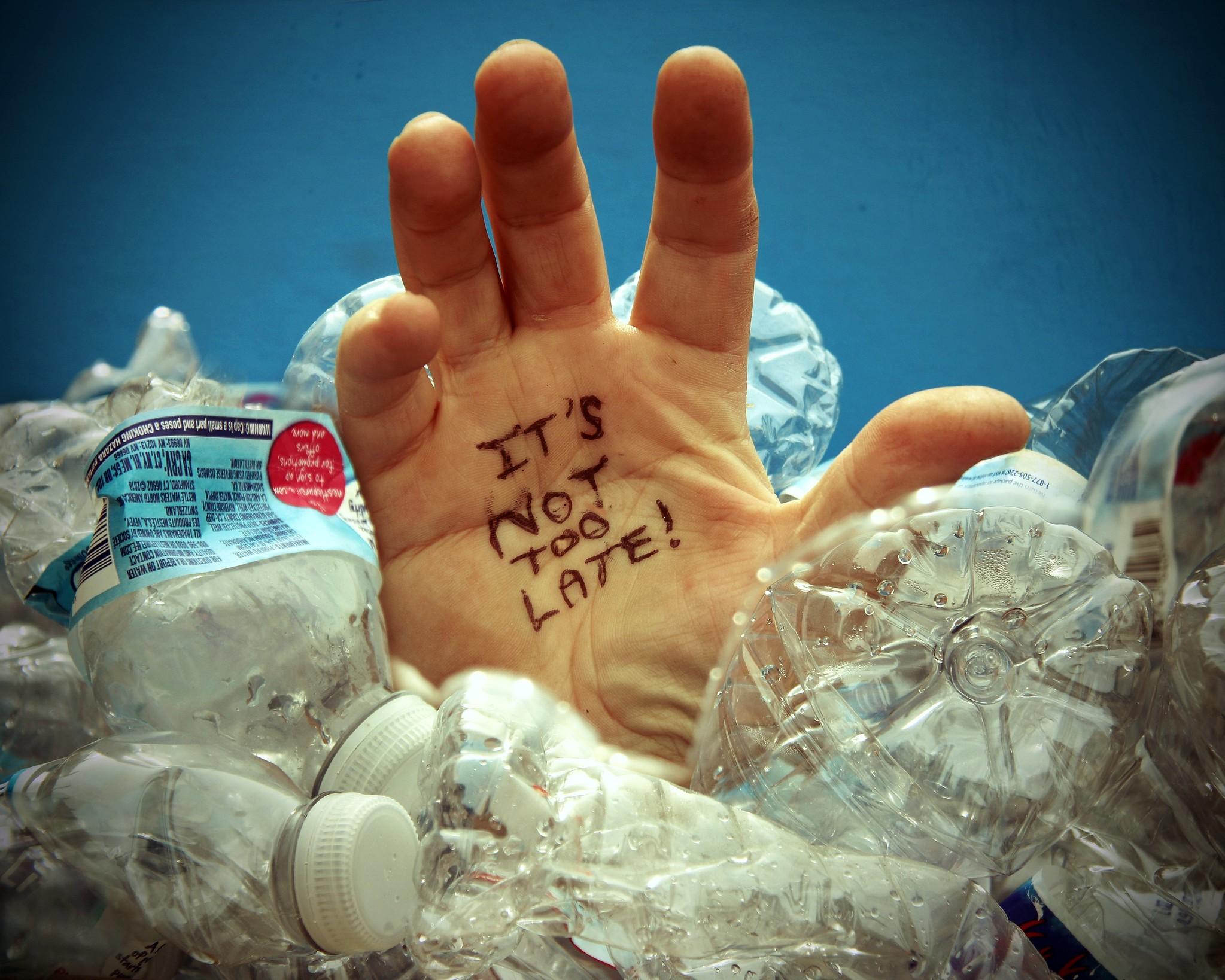 littering