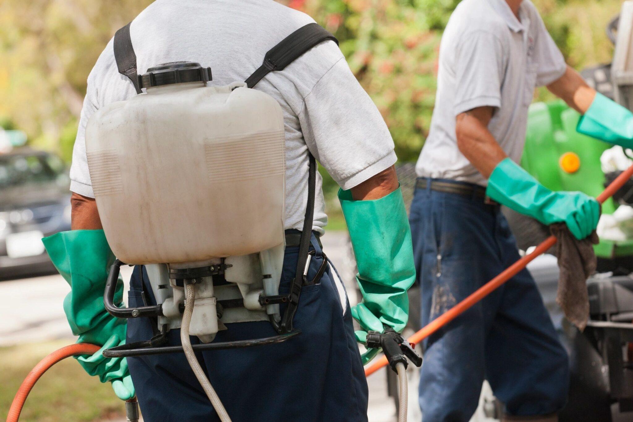 pesticide use