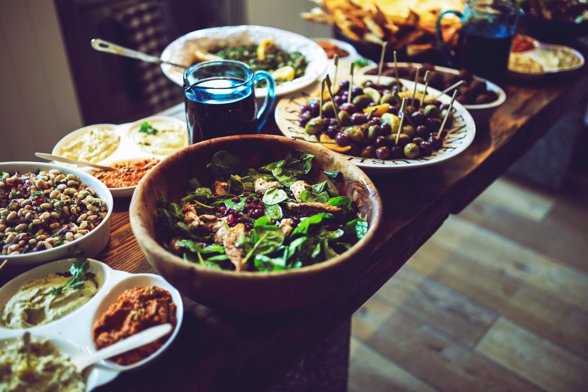 dining at home to combat obesity