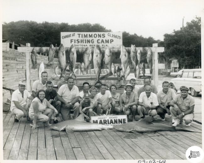 old family fishing photos