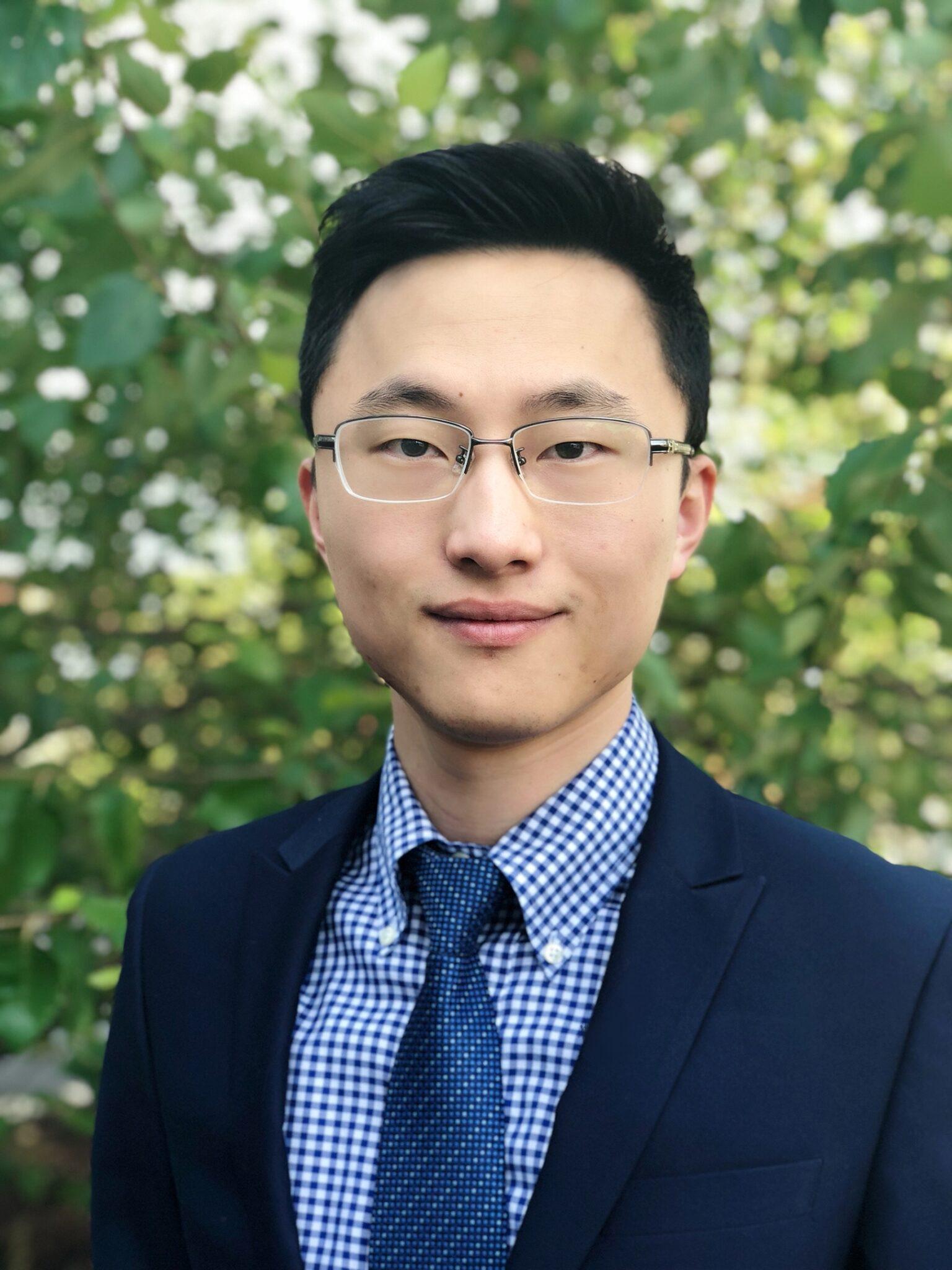 Haotian Wang, Chemical Engineer