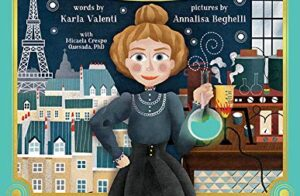 My Super Science Heroes: Marie Curie and Alan Turing