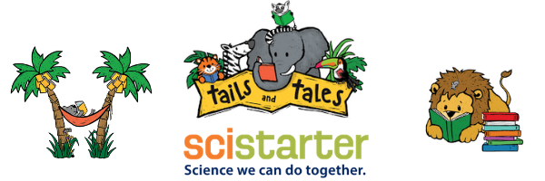 STEM Summer Reading: Citizen Science Tails and Summer Tales