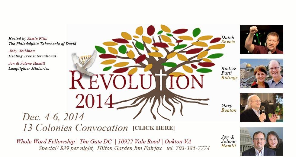 Revolution 2014 Schedule & Update