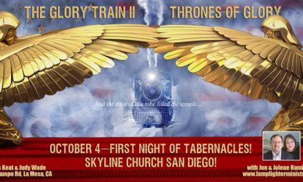 Yom Kippur 2017 Begins! Glory Train! Three Extraordinary Signs God is Up to Something