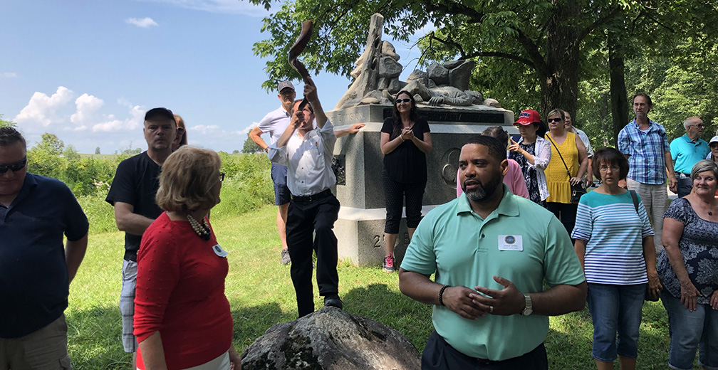 Call Tonight—A New Way Forward—Crossing the Threshold at Gettysburg
