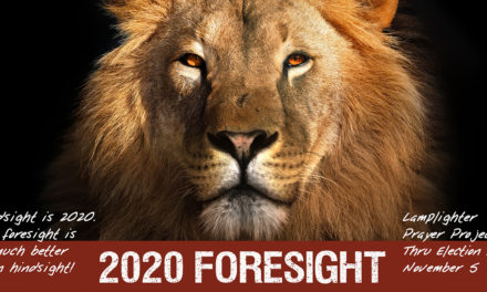 Hindsight is 2020—But 2020 Foresight is Better! Call Tonight