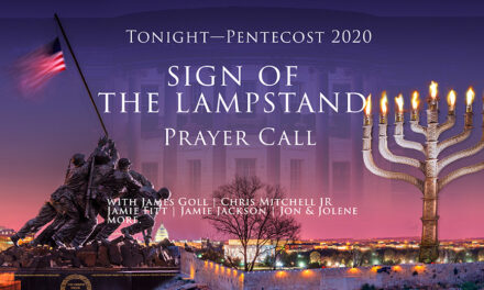 CALL TONIGHT—America at the Threshing Floor—Sign of the Lampstand