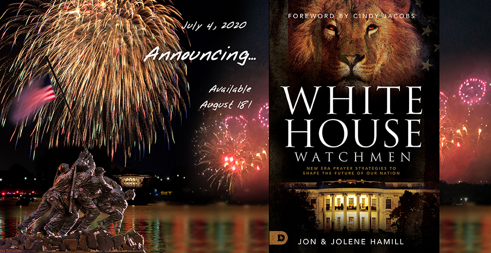 CALL TONIGHT! Pre-order Available for White House Watchmen!