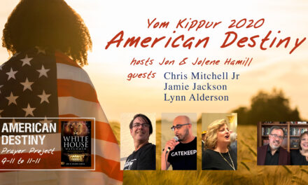 """YOM KIPPUR 2020: """"The Court Sat, and the Books were Opened"""""""