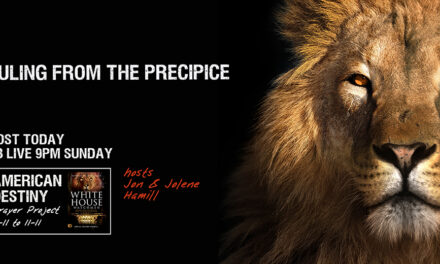 RULING FROM THE PRECIPICE—FB LIVE SUNDAY!