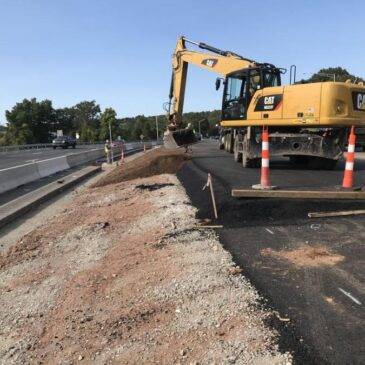 I-84 Improvements project featured in article from Construction Equipment Guide