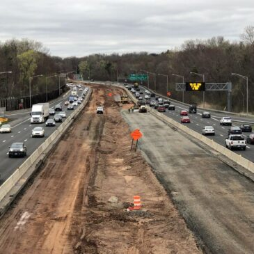 Progress continues on I-84 in West Hartford