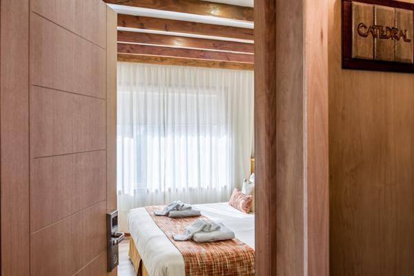 Hotel Bariloche AntuKuyen Habitacion Cerradura electrónica