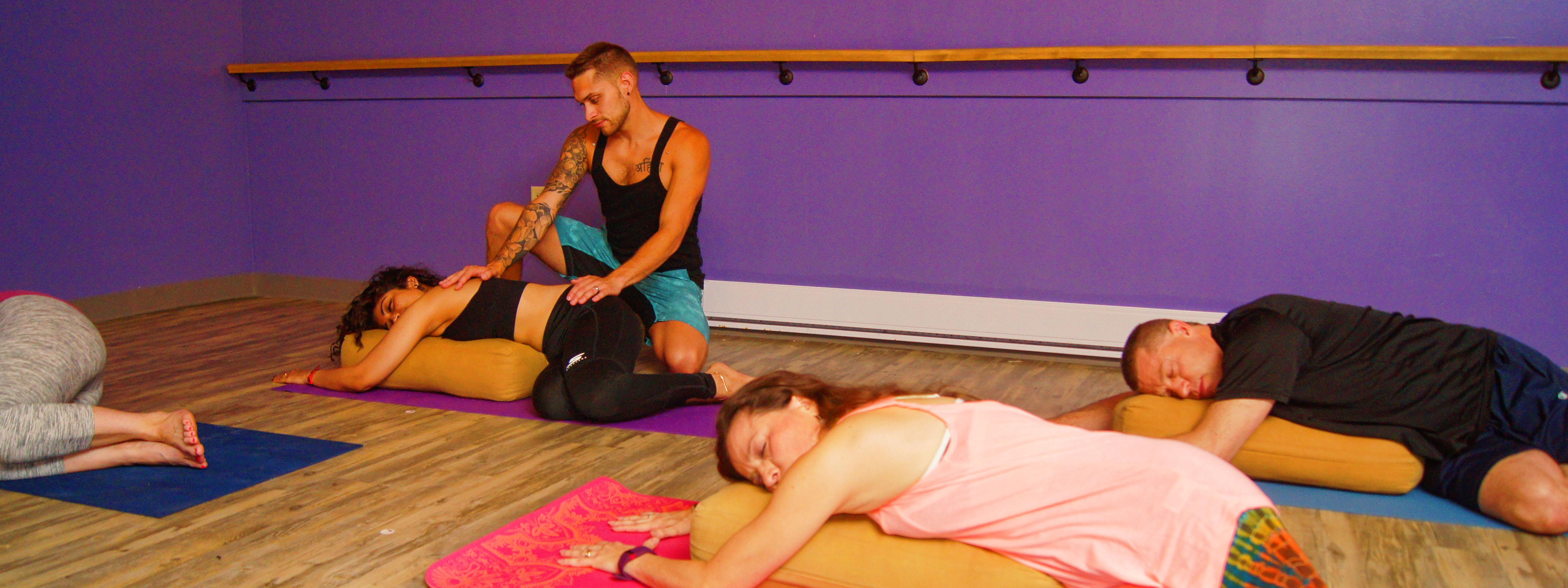 Styles Yoga Restorative Yoga