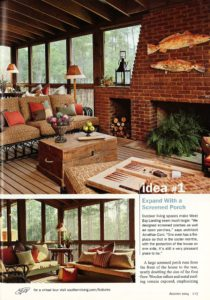 2004 Southern Living Idea House - Lovelace Interiors
