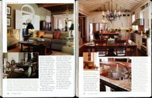 Coastal Living Idea Home 2004 - Lovelace Interiors