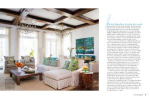 Cottage Style - Winter 2015 - Lovelace Interiors