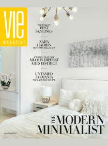 VIE Magazine - July/August 2016 - Lovelace Interiors