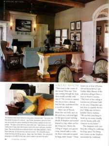 2004 Coastal Living Idea Home | Lovelace Interiors