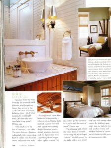 2004 Coastal Living Idea Home   Lovelace Interiors