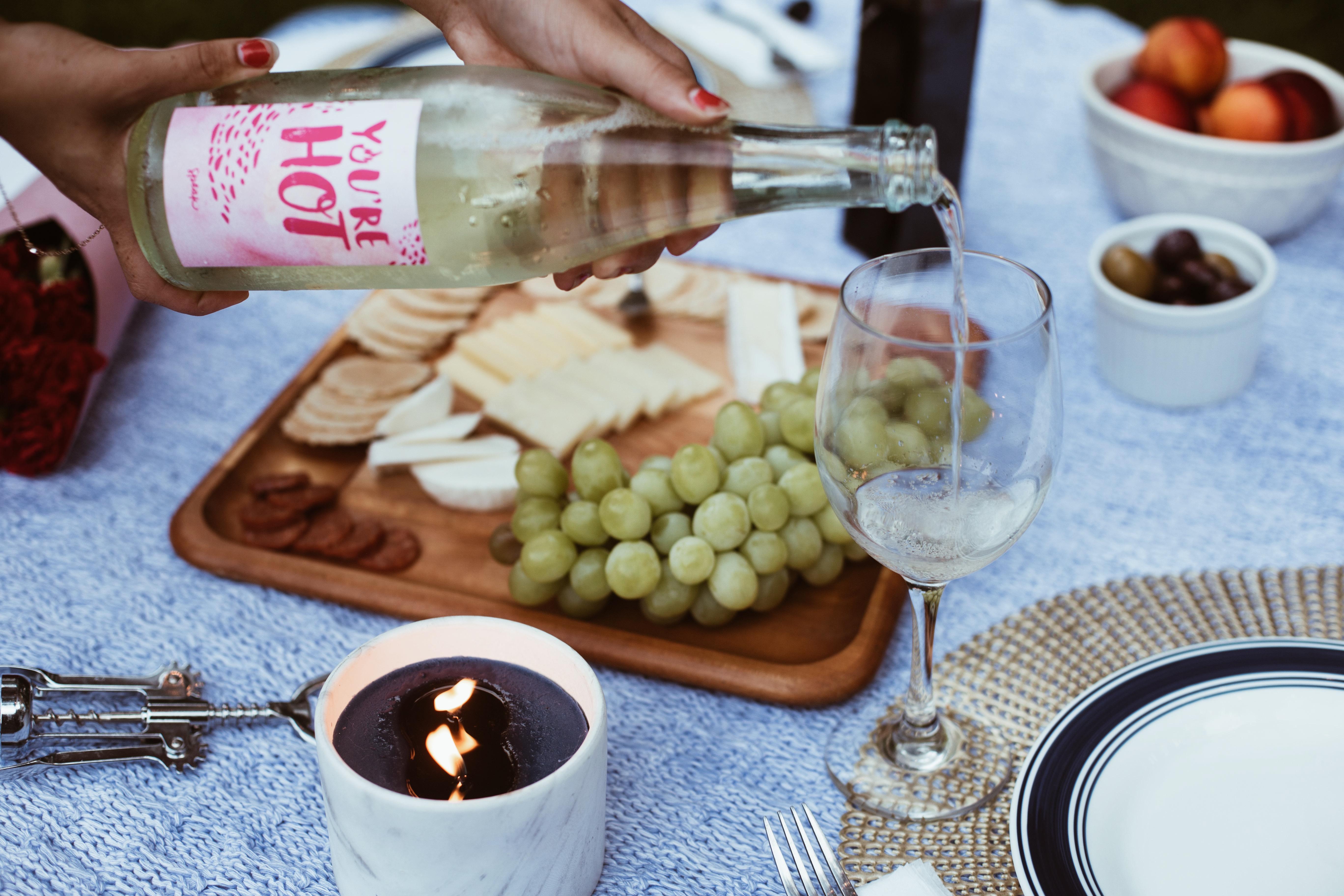 Picnic Essentials w/ Speak Wines   |   Gypsy Life
