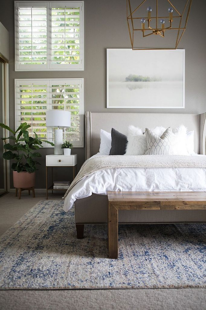5 Simple Ways to Make Your Bedroom Feel More Luxurious
